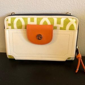 Spartina clutch/crossbody